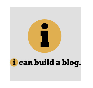 i can build a blog