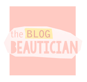 the blog beautician